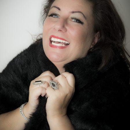 Eva Rydén, dramatic soprano